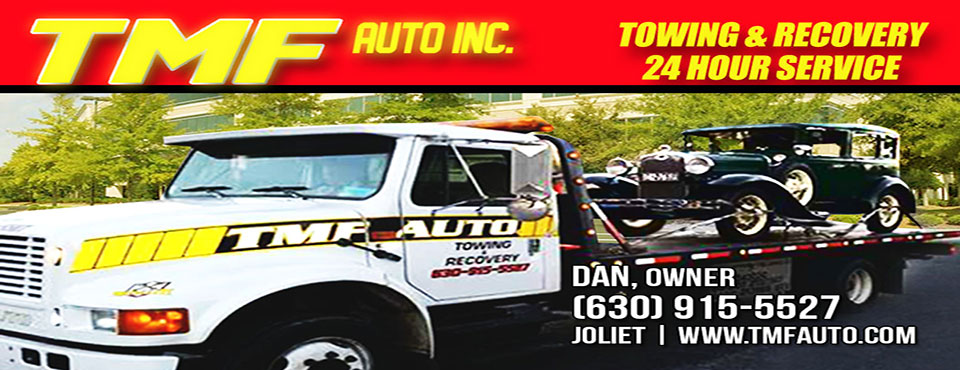 TMF Auto - Towing and road-side assistance
